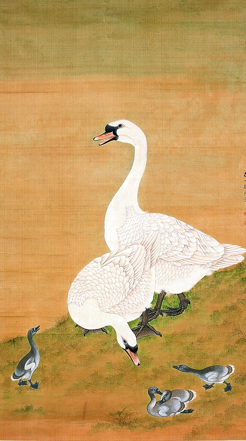 Friends of Paintings: Works Cooperated by Members of the Guangdong Painting Society Collected by Guangzhou Museum of Art