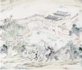 Charm of Guangzhou in Old Times